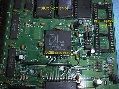 Images And Notes 286 And 386 Hardware